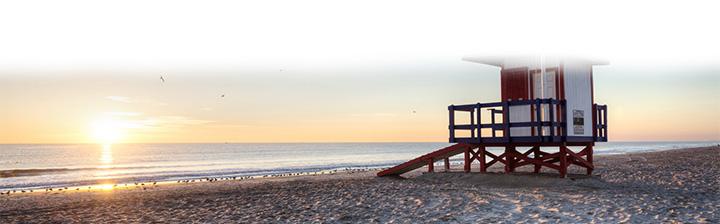 coco beach scene