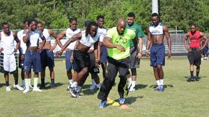Former Duke football player to help training in youth sports