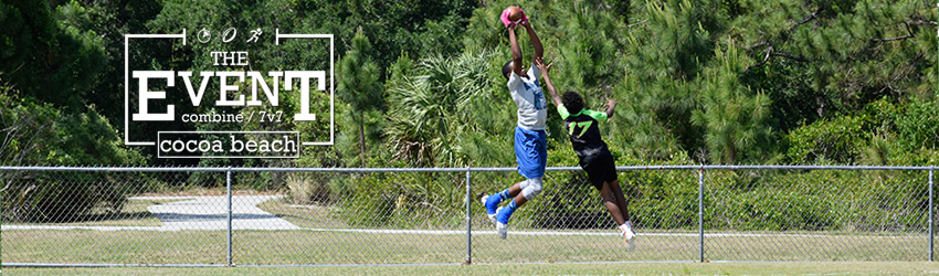 the event cocoa beach great weekend of football