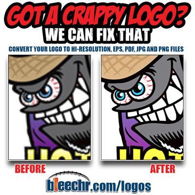Got a Crappy Logo