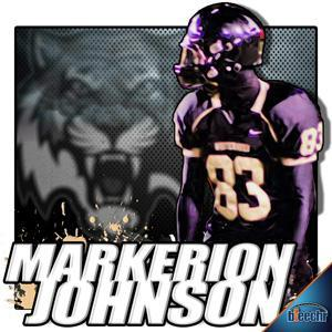 Markerion Johnson