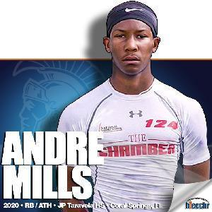 Andre Mills