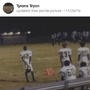 Tyrone Tryon