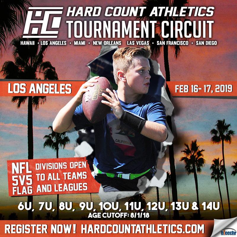 HC Athletics LOS ANGELES 5v5