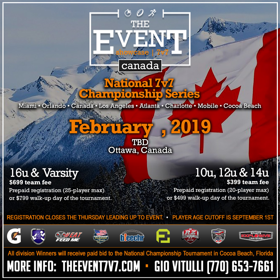 The Event Canada 2019