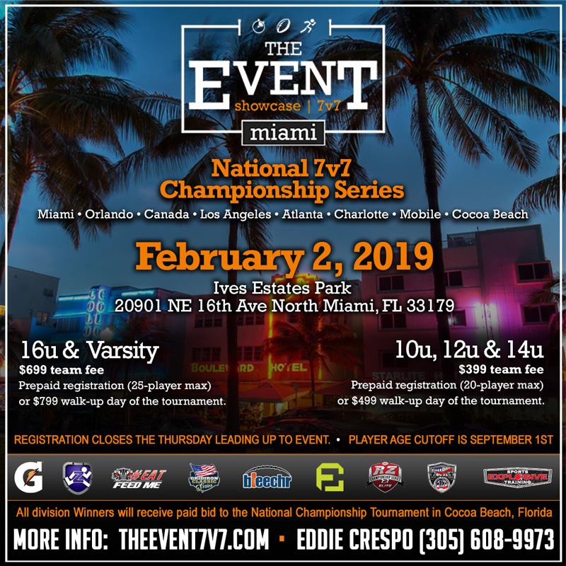 The Event Miami 2019
