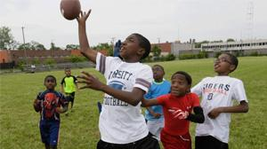 Back on the field: How to avoid youth sports injuries this school year
