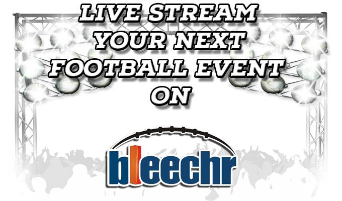 live stream your next event on bleechr