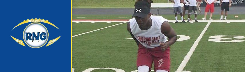 2018 Arkansas ATH Ketric Sledge Giving College Scouts a Great Reason to Watch Fordyce in Action
