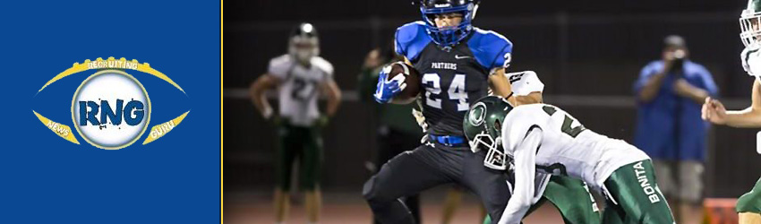 2018 California ATH Isac Velasquez Showing Out in All Three Phases