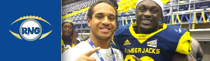 2018 California Power Back Moises Haynes Updates Northern Arizona Visit