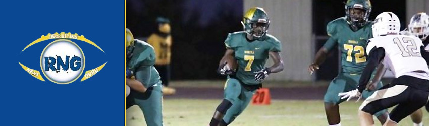 2018 Florida RB Fred Jackson Destroying 7A Competition with Elite Speed
