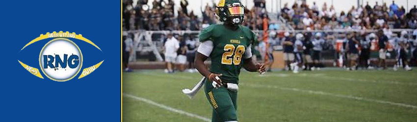 2019 Florida ATH LB Stephone Atkinson Expanding Talents against 7A Competition