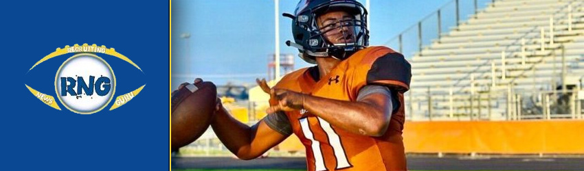 2019 QB Chase Griffin Filling Up Stat Sheet as One of the Best in Texas