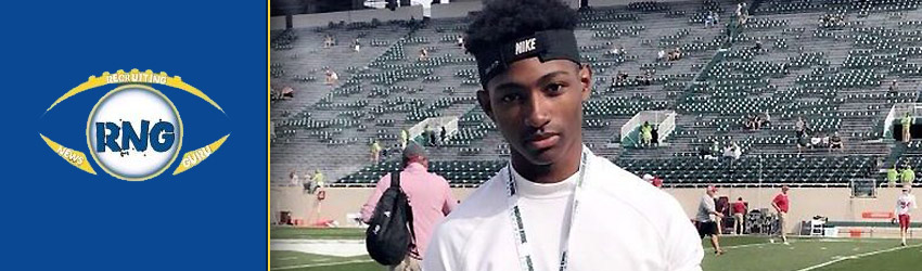 2020 Michigan ATH Jeremiah Piper is Turning Raw Talents into Dual Threat Playmaker